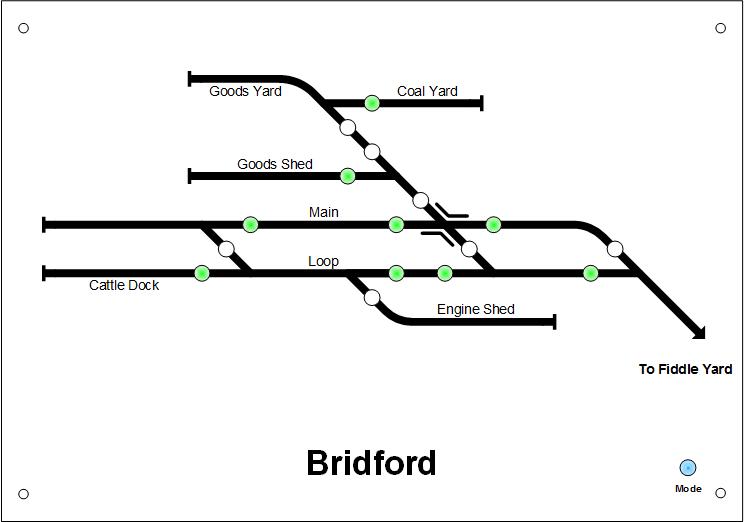 Bridford Before